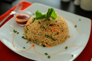 Mouth Watering Sea Food Fired Rice