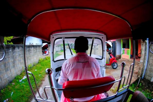 Tuk-tuk Rides in Galle
